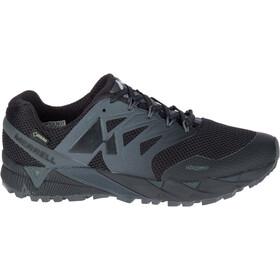 Merrell Agility Peak Flex 2 GTX Shoes Herren black